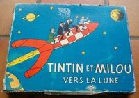 Board Game: Tintin et Milou vers la lune