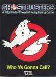 RPG Item: Ghostbusters