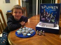 Board Game: Sputnik