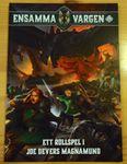 RPG Item: Ensamma Vargen regelbok i mjukpärm