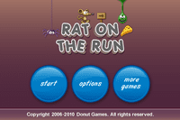 Video Game: Rat on the Run