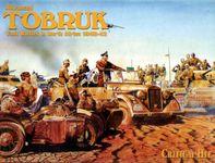 Board Game: Advanced Tobruk