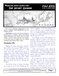 RPG Item: November 1916: The Secret Garden