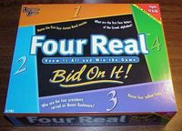 Board Game: Four Real