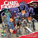 Board Game: Chunky Fighters
