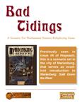 RPG Item: Bad Tidings