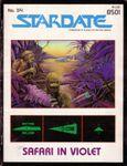 Issue: Stardate (Issue 3/4 - Jan 1985)