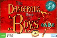 Board Game: The Dangerous Book for Boys Game