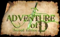 Board Game: Adventure of D (second edition)