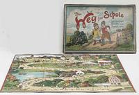 Board Game: Der Weg zur Schule, Ein lustiges Hindernis-Spiel