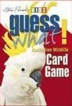 Board Game: Guess What Australian Wildlife Card Game