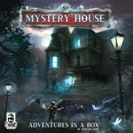 Board Game: Mystery House: Adventures in a Box