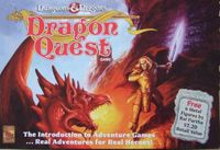 Board Game: Dragon Quest