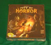 Board Game: City of Horror