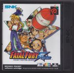 Video Game: Fatal Fury: First Contact
