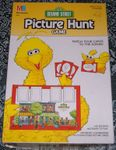 Board Game: Sesame Street Picture Hunt