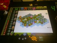 Board Game: Steam Expansion: Andalusia