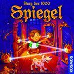 Board Game: Burg der 1000 Spiegel