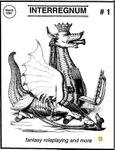 Issue: Interregnum (Issue 1 - Mar 1994)