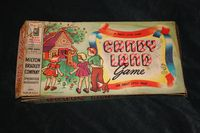 Board Game: Candy Land