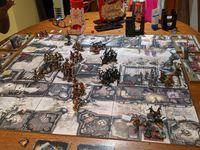 Board Game: Zombicide: Black Plague – Wulfsburg