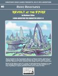 RPG Item: W3: Revolt at the Spire