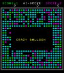 Video Game: Crazy Balloon
