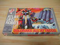 Board Game: Goldrake all'attacco