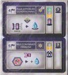 Board Game: Anachrony: The Board Game Spotlight Promos