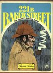 Board Game: 221B Baker Street: The Master Detective Game