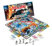 Board Game: Monopoly: Fantastic Four