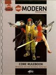 RPG Item: d20 Modern Core Book