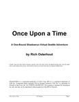 RPG Item: Once Upon a Time