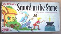 Board Game: Disney's Sword in the Stone Game