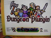 Board Game: Dungeon Plungin'