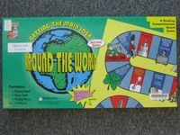 Board Game: Getting the Main Idea: Around the World