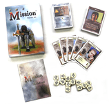 Board Game: The Mission
