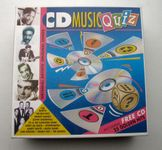 Board Game: CD: Music Quiz