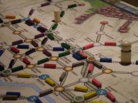 Board Game: On the Underground