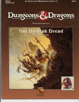 RPG Item: DDA4: The Dymrak Dread