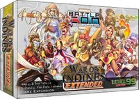 Board Game: BattleCON: War of Indines Extended Edition