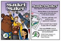 Board Game: Market Maker