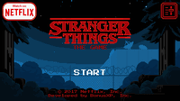 Video Game: Stranger Things: The Game