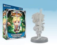 Board Game: Super Dungeon Explore: Wandering Minstrel