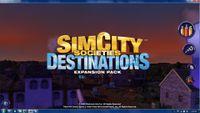 Video Game: SimCity Societies: Destinations