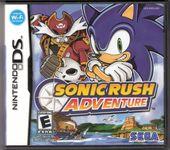 Video Game: Sonic Rush Adventure