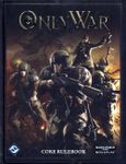 RPG Item: Only War Core Rulebook