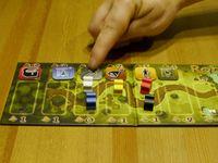 Board Game: Robin