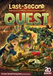 Board Game: Last-Second Quest