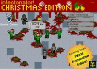 Video Game: Infectonator: Christmas Edition